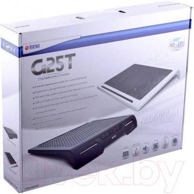 Подставка для ноутбука Titan TTC-G25T-W2