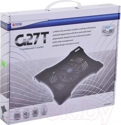 Подставка для ноутбука Titan TTC-G27T