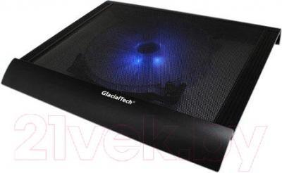 Подставка для ноутбука GlacialTech V-Shield Series V7 Plus (черный)