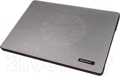 Подставка для ноутбука GlacialTech M-Flit T1 (серебристый)