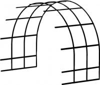 Секция для теплицы Жизнь на Даче Народная 3 (1.95м, усиленная) -