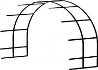 Секция для теплицы Жизнь на Даче Народная 3 (1.95м) -