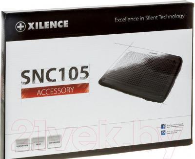 Подставка для ноутбука Xilence SNC105 (COO-XPLP-SNC105)