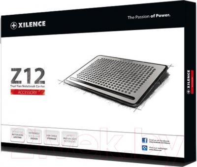 Подставка для ноутбука Xilence Z12 (COO-XPLP-Z12.BS)