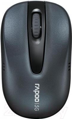 Мышь Rapoo 1070P (серый) - общий вид
