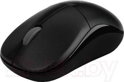 Мышь Rapoo 1190 (черный) - вид сбоку