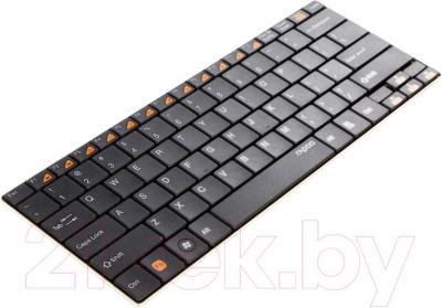Клавиатура Rapoo E9050 (черно-белый) - общий вид