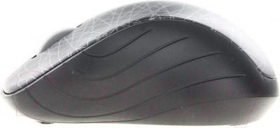Мышь Rapoo 6080 (черный) - вид сбоку