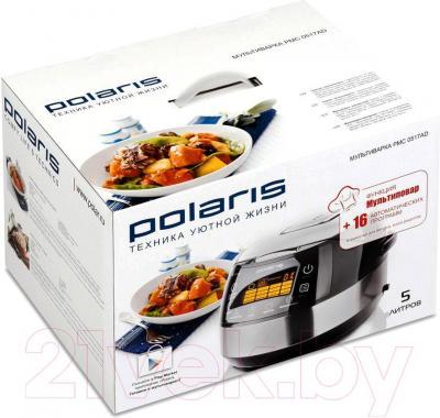 Мультиварка Polaris PMC 0517 Expert (черный)