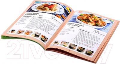 Мультиварка Polaris PMC 0517 Expert (черный) - книга рецептов