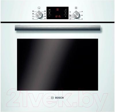 Электрический духовой шкаф Bosch HBG43T320R - общий вид