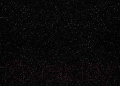 Мойка кухонная GranFest GF-4540 (черный) - реальный цвет мойки