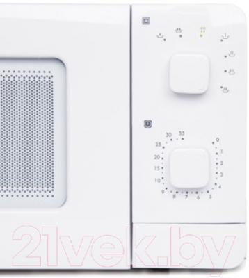 Микроволновая печь Daewoo KOR-5A07W - панель