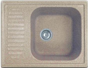 Мойка кухонная Эко-М M-13 (бежевый)
