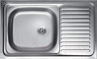 Мойка кухонная Kromevye EC 216