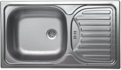 Мойка кухонная Kromevye EC 241 D