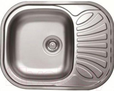 Мойка кухонная Kromevye EХ 305 D