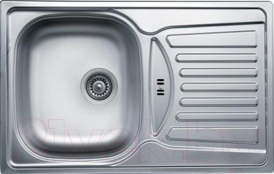 Мойка кухонная Kromevye EX 164 D