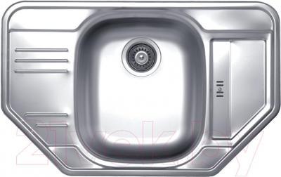 Мойка кухонная Kromevye EC 324 D - общий вид