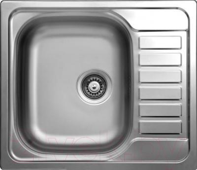 Мойка кухонная Kromevye Triton EC 196  - общий вид