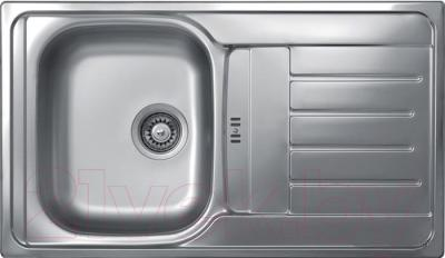 Мойка кухонная Kromevye EX 321 D
