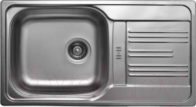 Мойка кухонная Kromevye EC 199 D