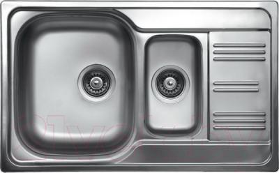 Мойка кухонная Kromevye Classic EX 306 D