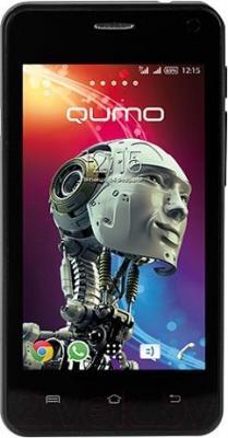 Смартфон Qumo Quest 406 (черный)