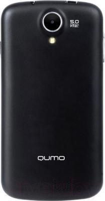 Смартфон Qumo Quest 408 (черный)