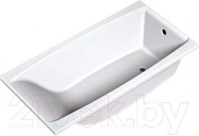 Ванна из искусственного мрамора Belux Импульс 1500