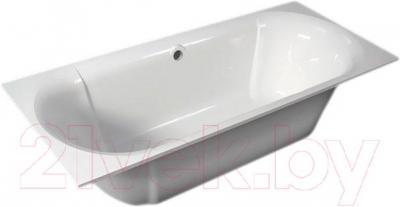 Ванна из искусственного мрамора Belux Омега 1700