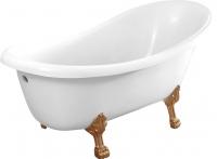 Ванна из искусственного мрамора Belux Ладья 1700Н (белый) -