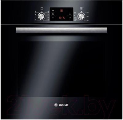 Электрический духовой шкаф Bosch HBG23B360R - общий вид