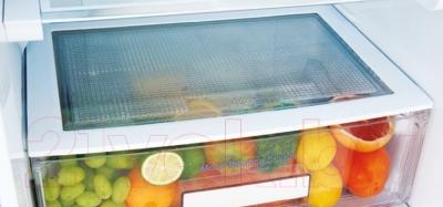 Холодильник с морозильником LG GA-B489TGLB