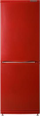 Холодильник с морозильником ATLANT ХМ 4012-030 - общий вид