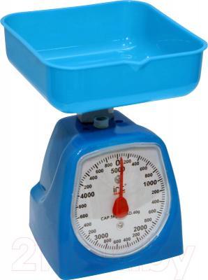 Кухонные весы Irit IR-7130 (синий)