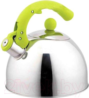 Чайник со свистком Irit IRH-414 - общий вид (цвет товара уточняйте при заказе)