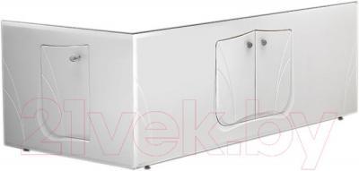 Экран для ванны Belux Модена КУ-1500 - общий вид