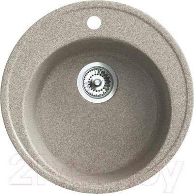 Мойка кухонная Belux BRG-51-01 - общий вид
