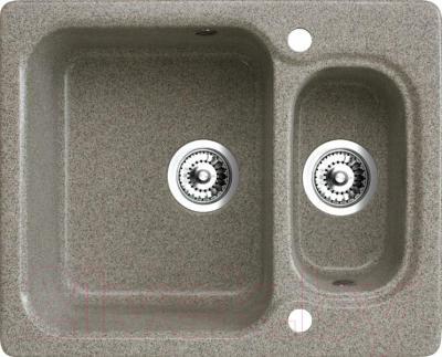 Мойка кухонная Belux KM-6150-01 - общий вид