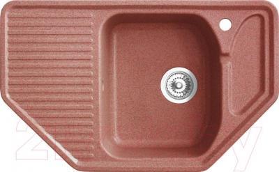 Мойка кухонная Belux KMT-7950-01 (терракотовый)