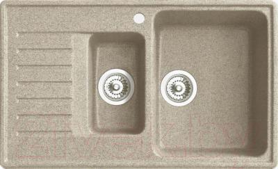 Мойка кухонная Belux KM-8250-01