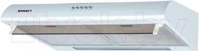 Вытяжка плоская Kraft KF-2560W