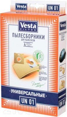 Комплект пылесборников для пылесоса Vesta UN 01 - общий вид