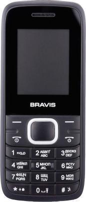 Мобильный телефон Bravis Base (черный)