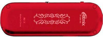 MP3-плеер Ritmix RF-3360 (4Gb, красный) - вид сзади