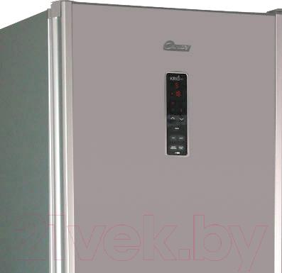 Холодильник с морозильником Candy CKBN 6200 DS (34001774)