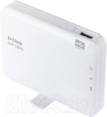 Беспроводная точка доступа D-Link Pocket Cloud Router (DIR-506L)