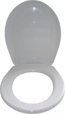 Сиденье для унитаза ОРИО К-01 (белый)