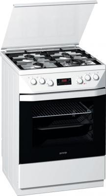 Кухонная плита Gorenje GI63396DW - общий вид